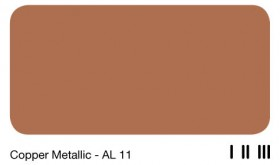 31Copper Metallic - AL 11